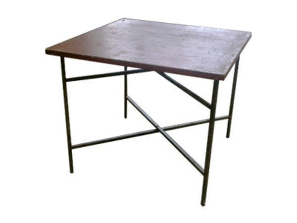 3×3 Square Table Bare